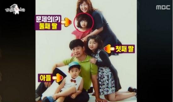 이한위가족사진