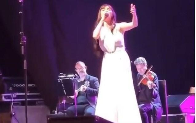 Ισραήλ: «Covid free» συναυλία με Πάολα και Καραφώτη
