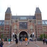 Rijksmuseum Amsterdam in Amsterdam, Noord Holland, Netherlands