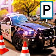 Advanced Police Car Parking Driving School Games Download on Windows