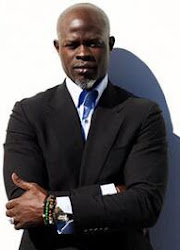 Djimon Hounsou Benin Actor