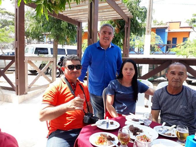 A convite da vereadora Irani Antunes, blog do Jasão participa de evento no balneário de Zezinho do Quintal 2.