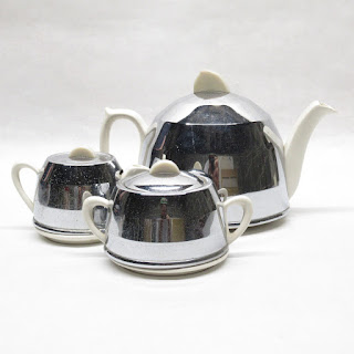 Mid-Century British Tea Set