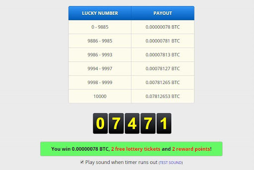 Free Bitcoins & more!  screenshots 2