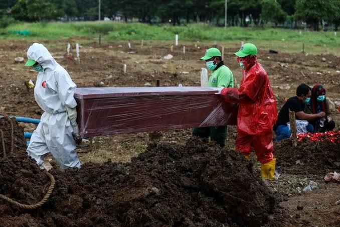 Anies: Kematian karena Corona DKI 10% Sangat Mengkhawatirkan