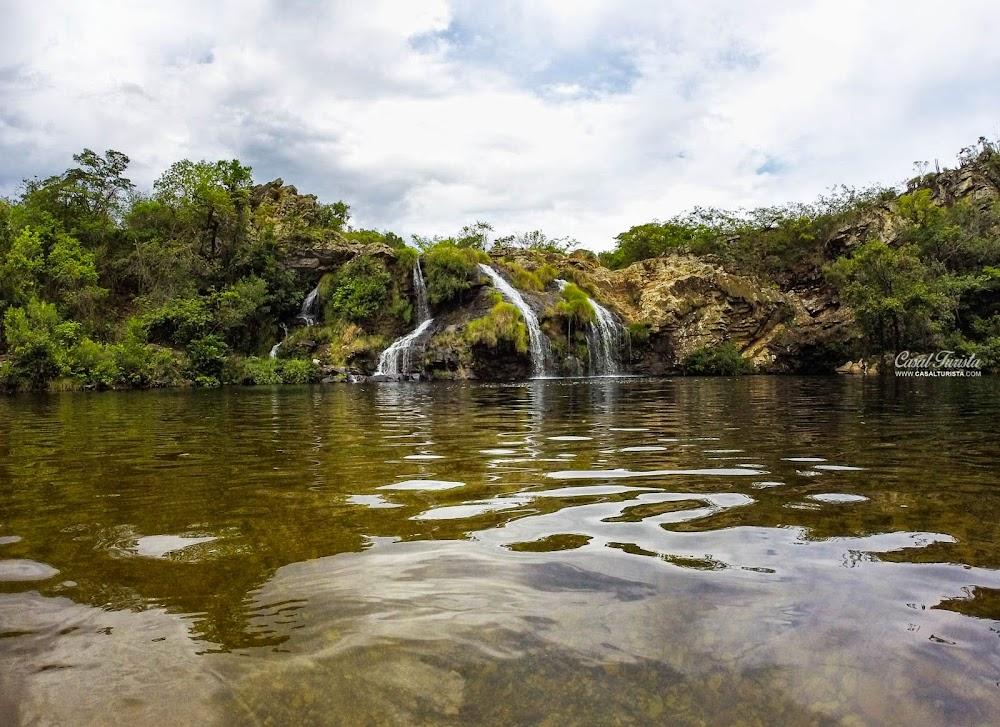 Cachoeira da Filo, Cachoeira Capitolio