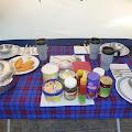 doručak na stolu