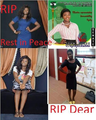 UNN Lost Another Super Lioness.