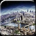 London Aerial Live Wallpaper icon