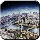 London Aerial Live Wallpaper