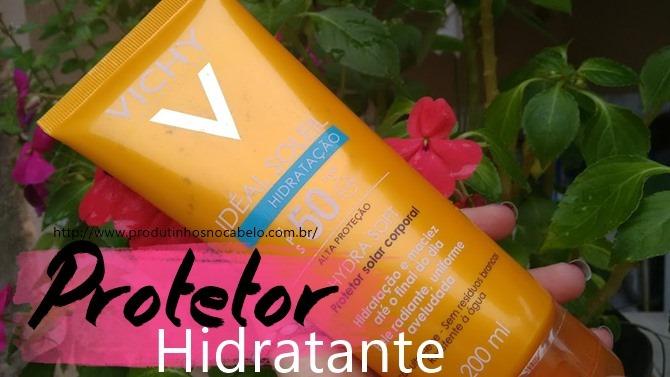 VICHY Idéal Soleil FPS 50 Hydra Soft