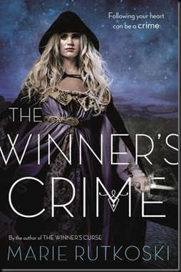 The Winner's Crime  (The Winner's Trilogy #2) new version