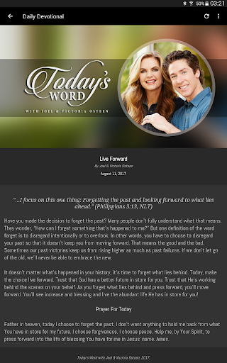 Download Joel Osteen's Sermons & Quotes Google Play softwares