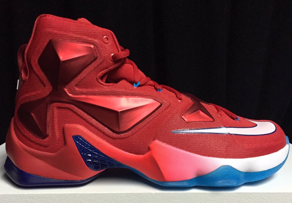 c960e3bdec6 Nike LeBron 13 is Ready For Rio Olympics Even Without The King ...