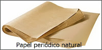 Papel períodico natural