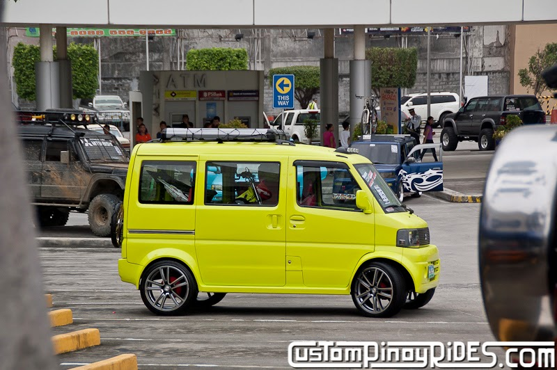 A Mitsubishi Minicab with Form AND Function Custom Pinoy Rides Car Photography Manila Philippines pic6