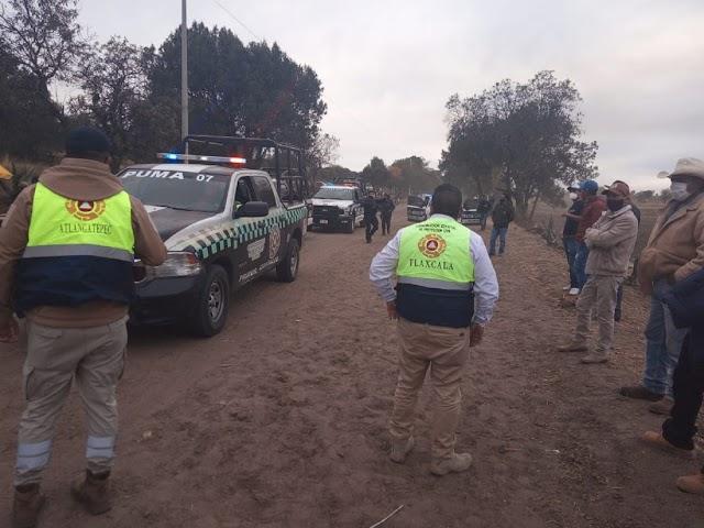 Tras ser reportada, suspenden Carrera de Caballos en Atlangatepec, Tlaxcala