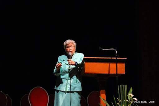 Lecture on the National Budget by Prof. Leonor M. Briones