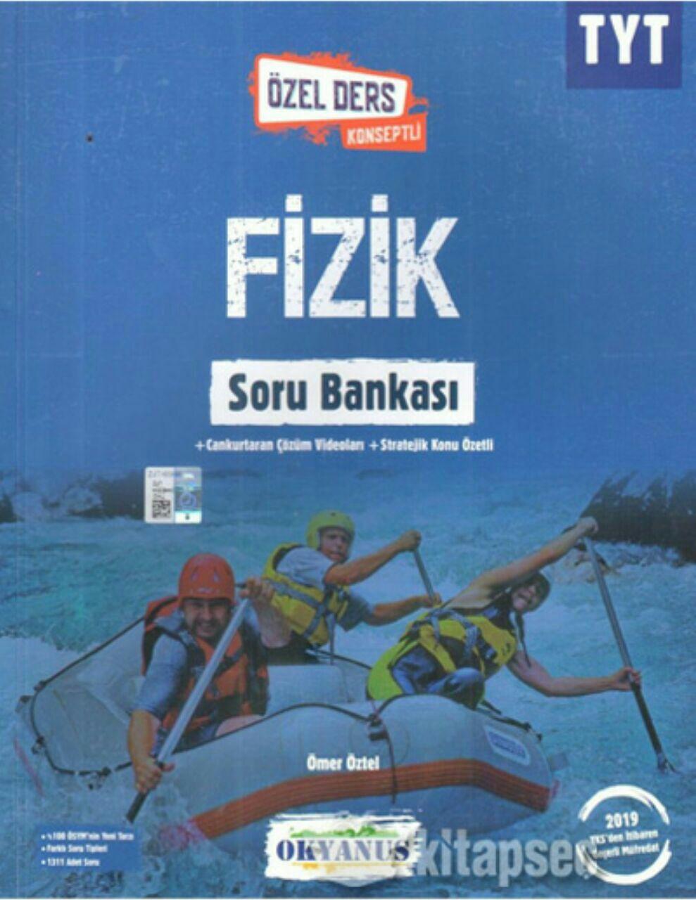 Okyanus Yayınları TYT Fizik Soru Bankası