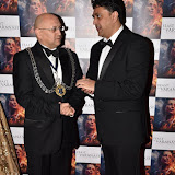 OIC - ENTSIMAGES.COM - Mayor of Kingston and Director Rajan Kumar Patel  at the  : Feast of Varanasi  UK film premiere during the London Asian Film Festival 5th March 2016 Photo Mobis Photos/OIC 0203 174 1069