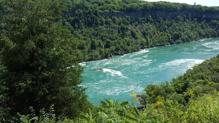 Get Soaked on the Niagara Whirlpool Jet Boat Tour | Wandering Educators