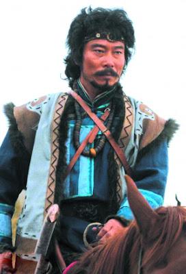Ba Yin China Actor