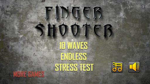 Fingers Shooter MMM