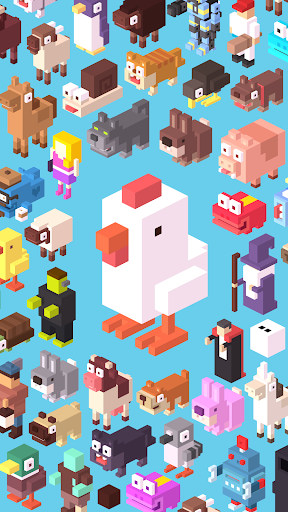 Crossy Road 4.3.18 screenshots 8