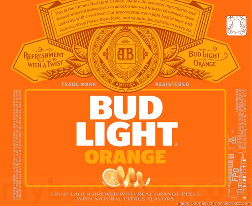 Great Anheuser Busch Adding New Bud Light Orange U0026 Updating Bud Light Lime