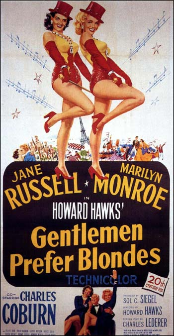Watch THIS Instantly: Gentlemen Prefer Blondes