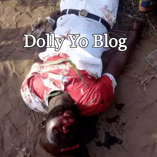 A Nigerian Young Man Died Dreadfully When He Was Coming Back From His Wedding Introduction.