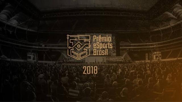 Chegou a hora! Prêmio eSports Brasil 2018