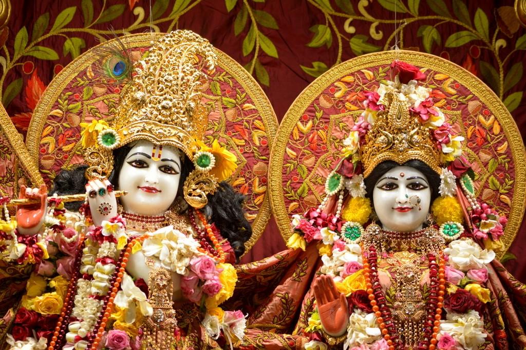 ISKCON Juhu Deity Darshan 28 Mar 2016  (11)