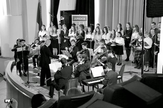 Concertul de Pasti, Corul si Orchestra Universitatii din Bucuresti (2015.04.07) - (4)