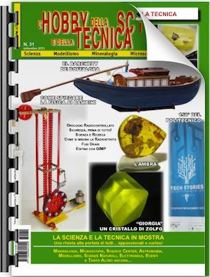 L'Hobby della Scienza e della Tecnica - Settembre 2013