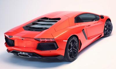 Mô hình ô tô cho bé trai Lamborghini aventador LP700-4 tỷ lê 1:24