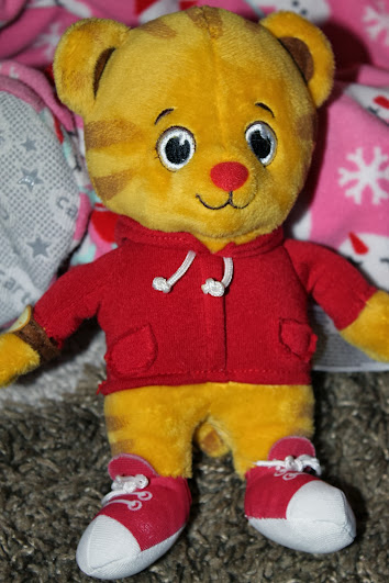 Daniel Tiger Toys Plush Miniature #DanielTigerToys