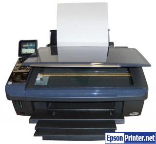 Get Epson DX8400 resetter software