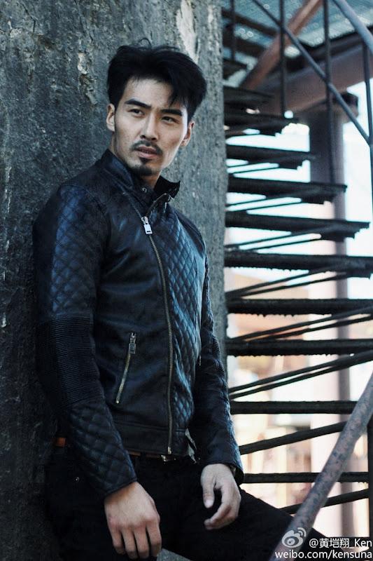 Huang Kaixiang China Actor