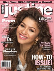 Zendaya-Covers-Justine-Magazine