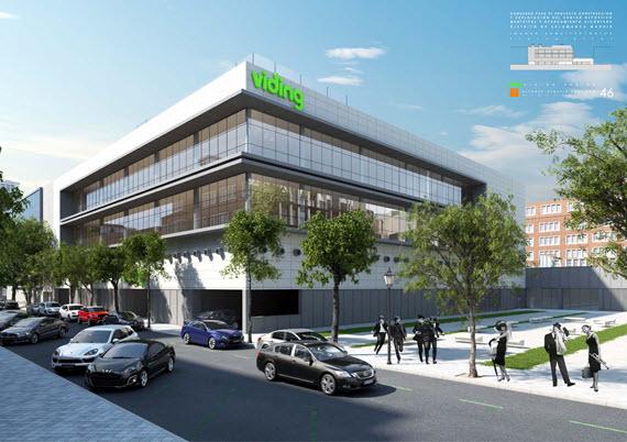 El nuevo polideportivo Alcántara estará listo a finales de 2016