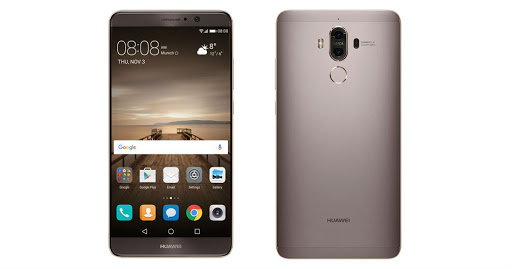Huawei Unveils The Huawei Mate 9 Smartphone 1