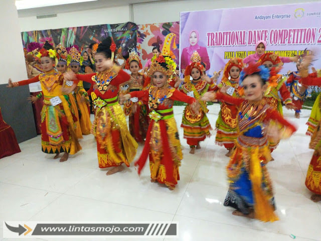 Dance Traditional Competition 2018 kali ini