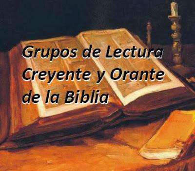 Logotipo de los Cursos de Lectura Creyente y Orante