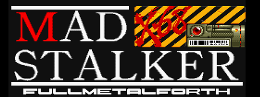 Mad Stalker X68k (492)