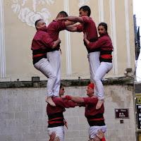 19è Aniversari Castellers de Lleida. Paeria . 5-04-14 - IMG_9473.JPG