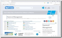 متصفح يوسى لويندوز UC Browser for Windows -1