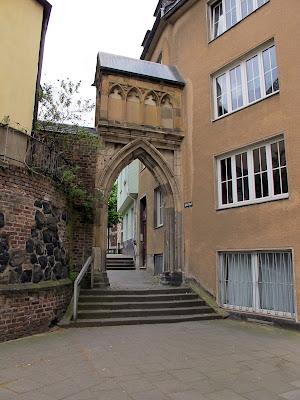 Sankt Maria im Kapitol, Kasinostraße 6, 50676 Köln, Germany