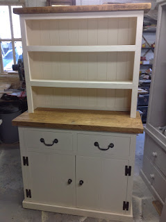 Bespoke furniture made to your size, design and finished to your colour.