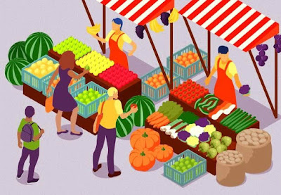 frutas e verduras comida barata e saudável